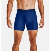 Under Armour Herenboxer UA Tech™ 15 cm Boxerjock® – 2 stuks - Mens - Blue - Grootte: Medium