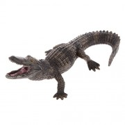 Generic Kids Story Telling Animal Figure Showcase Display Model Educational Toy - Large Crocodile