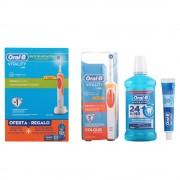 Oral-b VITALITY CROSS ACTION SALUD SET 3 pz