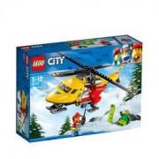 Lego 60179 City Ambulanshelikopter