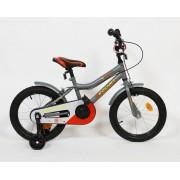 """Dječji bicikl Rocket 16"""" sivi"""