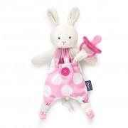 Chicco Pocket Friend 0m+ Coniglio, Rosa