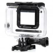 Capa Impermeável para GoPro Hero 7 White, Hero 7 Silver - Transparente