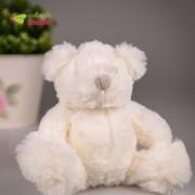 Jucarie plush Bambino White Little Bear 13 cm