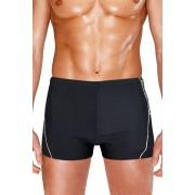 Joseph Beach boxer pánské plavky M tmavě šedá