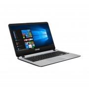 Laptop ASUS F407UA-BV478R 14 Core i3-7020U 1TB DDR4 4GB (16GB Intel Optane) HD Graphics 620 Windows 10 Pro