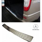 Ornament portbagaj INOX crom Mercedes Viano Vito W639 2004-2014
