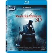 Abraham Lincoln the vampire hunter BluRay 3D 2012