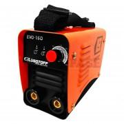 Soldadora Inverter Eléctrica Lusqtoff 125amp 3.25mm Evo-150 - Naranja