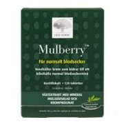 New Nordic Mulberry 120 tabletter