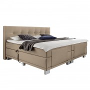 Boxspring Luxury Night - 200 x 200cm - Ecrú, Grand Selection