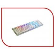 Клавиатура Tesoro Gram SE White TS-G11SFLw