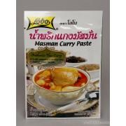 Masman Curry, fűszerkrém LOBO 50g