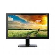 """Монитор Acer KA220HQDbid (UM.WX0EE.D01), 21.5"""" (54.61 cm) IPS панел, Full HD, 4ms, 100 000 000:1, 250cd/m2, HDMI, DVI, D-Sub"""