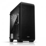 Кутия за настолен компютър ZALMAN S2 ATX Mid Tower, черен, ZM-S2_VZ
