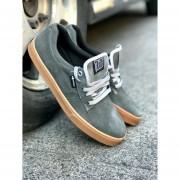 Sword Gris Gum Tenis Hombre Skate Rid Zapatos Moda