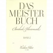 Edition Peters Meisterbuch 2 Klavier