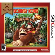 Nintendo Donkey Kong Country Returns 3D Nintendo 3DS