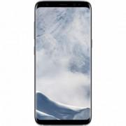 "Samsung Galaxy S8 Telefon Mobil Single SIM 64GB 4GB RAM Silver - Samsung Galaxy S8 G950F - 5.8"", Octa-Core, 4GB RAM, 64GB, 4G - Argintiu"