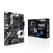 Asus Prime X570-P moederbord socket AM4 (Ryzen 3000 compatibel, ATX-, PCIe 4.0, DDR4, USB 3.2, Aura Sync
