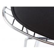 Famous Design Chaise Bertoia Wire Side - Noir