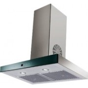 FABER 60 3D T2S2 TC LTW Wall Mounted Chimney(Steel 1095 CMH)