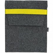 "e5 Felt Tablet Tasche 10"", gelb"