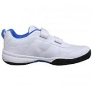 Head SENSOR COURT VELCRO JUNIOR Tennis Shoes For Men(White)