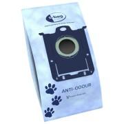 Set 4 saci aspirator Electrolux S-bag - Anti-odour E203S