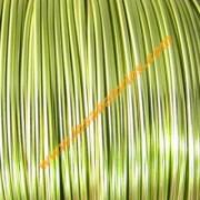 Hilo magico de 1,5mm verde claro ( precio por metro).