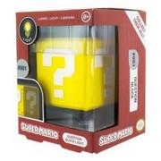 Lampa Nintendo Super Mario Question Block 3D