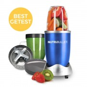 NutriBullet 600 Series - Blender - 8-delig - Blauw