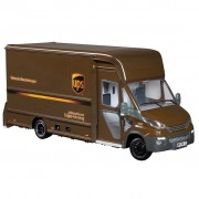UPS RC Toy Delivery Truck IVECO P80 Daily CNG 1:16