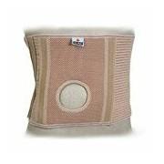 Col-169 faixa abdominal para ostomizados com orifício 90mm tamanho2 - Orliman