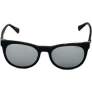 BMW Oval Sunglasses(Silver)