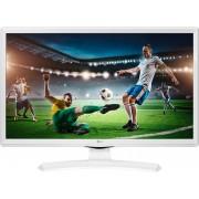 LG 28mt49vw-Wz Monitor Tv Led 28 Pollici Hd Ready Digitale Terrestre Integrato Dvb-T2 /c/s2 250 Cd/m² 5000000:1 Vesa Usb Hdmi Colore Bianco - 28mt49vw ( Garanzia Italia )