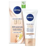 NIVEA Essentials BB Cream 5 az 1-ben Light 50 ml