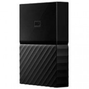 WD 4 TB External Portable Hard Drive My Passport USB 3.0 Black