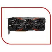 Видеокарта GigaByte GeForce GTX 1070 1620Mhz PCI-E 3.0 8192Mb 8008Mhz 256 bit DVI HDMI HDCP GV-N1070G1 GAMING-8GD