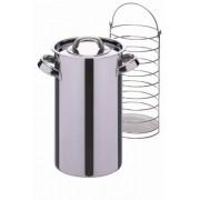 Olla con colador espárragos | Comprar ollas de acero online