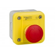 Statie control XAL-E - Functie Buton urg . - elib. prin rotire - 2 NC