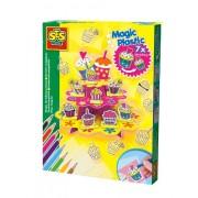 SES Creative Magic Plastic Shrinking Cupcakes Set