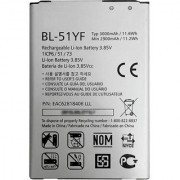 Snaptic Original Li Ion Polymer Battery BL51YF for LG Mobile Phones with Replacement Warranty