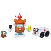 Playskool Mr. Potato Head Little Taters Big Adventures Pet Care Tater Toy Figure