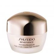 Shiseido benefiance wrinkle resist 24 night cream crema viso notte pelli secche 50 ML