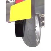 Honda VFR1200F Ductail - Rear Spray Reducer 08114