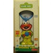 Sesame Street Ernie Musical Take Along Melody Pal Carseat Stroller Toy