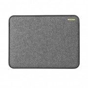 Incase ICON Sleeve for Macbook Air 13inch (with Tensaerlite) - Heather Gray/Black