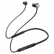 BLUEDIO TN Active Bluetooth V4.2 Noise Canceling Stereo Sports Neckband Headset Wireless Headphone - Black