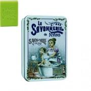 L.S.N.32509 Verbéna szappan 200gr,shea vajjal és oliva olajjal,fémdobozban